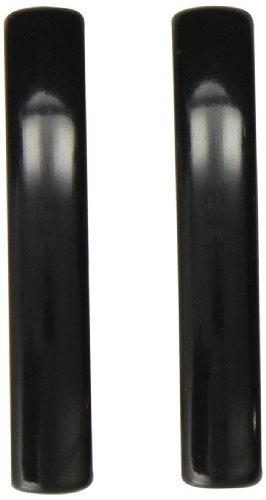 Price comparison product image Caravan Small Gallia Bar Barrettes In Black Or Colors Pair