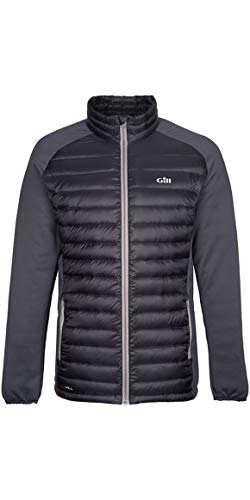 (Gill Hybrid Down Jacket 2019 - Charcoal)