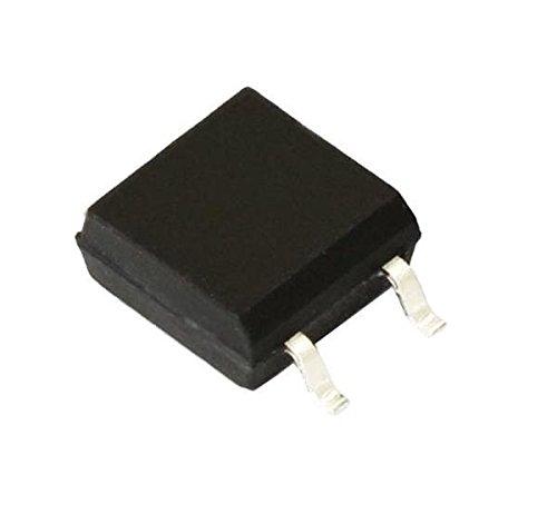Triac & SCR Output Optocouplers 600V 7mA 0.5K DV/DT Non-Zero Crossing (1 piece)
