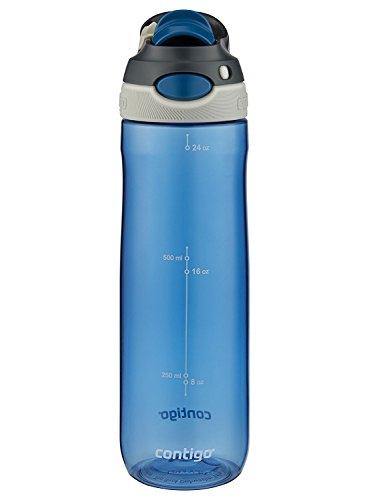 Contigo AUTOSPOUT Damen Chug Water Bottle, 24 oz, Monaco