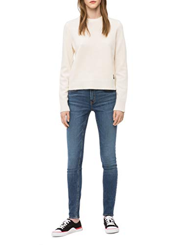 Calvin Klein CKJ 001 中腰小脚裤
