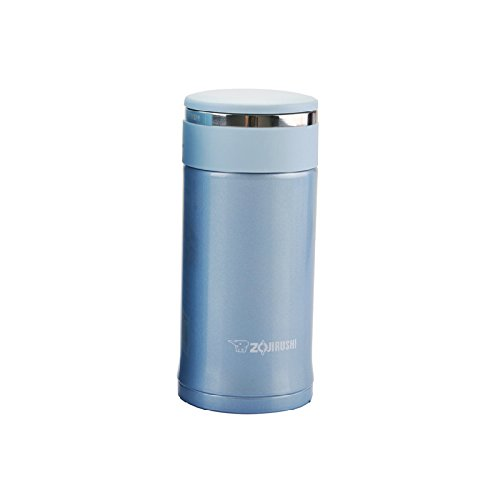 Zojirushi Thermal Stainless Mug SUITO 0.2 liter ( 6.8 oz. ) | SM-EB20-AB Blue (Japan Import)