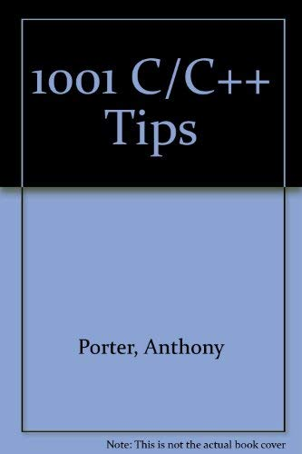 The Best C/C++ Tips Ever