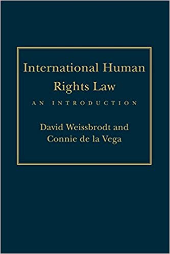 International Human Rights Law: An Introduction ...