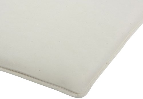 Arm's Reach Concepts Mini Co-Sleeper Organic Fitted Bassinet Sheet - Euro Fitted Sheet