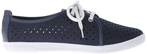 Easy Spirit Donna Dafina Fashion Sneaker Blu Scuro