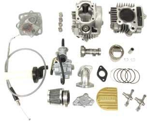 BBR Motorsports Gasket Kit for 88cc Super-Pro Bore Kit 411-HXR-5210