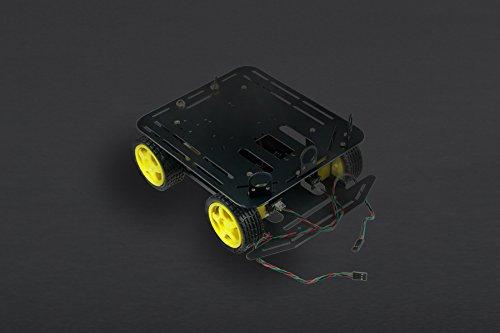 DFRobot Baron-4WD Mobile Platform ROB0025