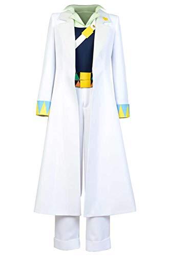 UU-Style JoJo's Bizarre Adventure Uniform Jotaro Kujo White