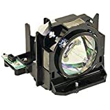 Replacement for Panasonic Pt-dx810us Lamp & Housing Projector Tv Lamp Bulb by Technical Precision