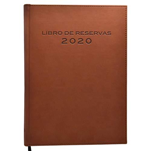 Libro de Reserva 2020 - Color Negro - Especializado en restaurantes, hostelería y restauración …