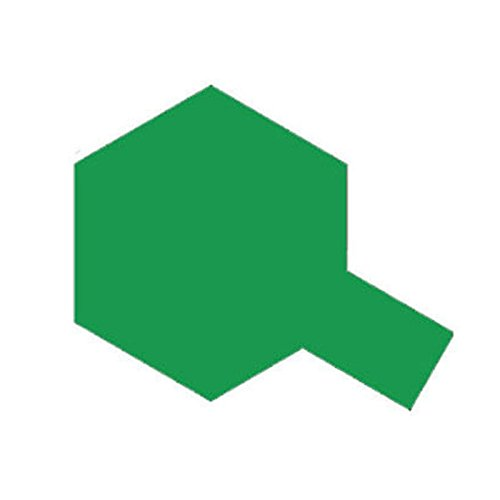 (Tamiya Polycarbonate PS-25 Bright Green, Spray 100ml)