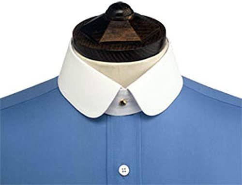 Sizes available Vintage Starched Stiff Detachable WING Shirt Collar