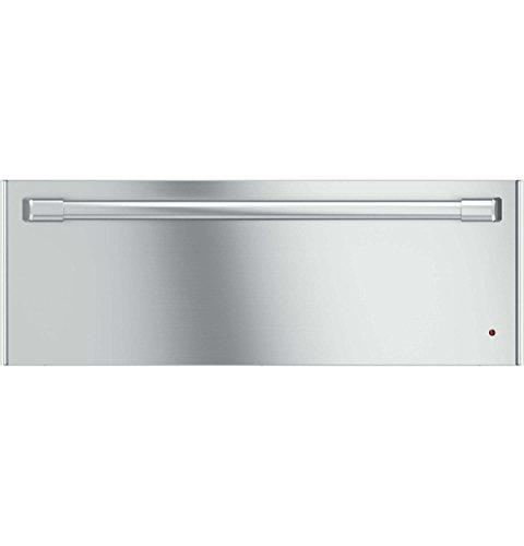 ": GE CW9000SJSS Cafe 30"" Stainless Steel Electric Warming Drawer"