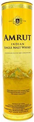 Amrut Indian Single Malt Whisky 46% - 700 ml in Tinbox