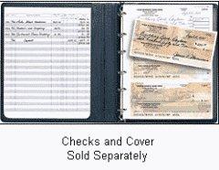amazon com egp check registers for deskbook checks 5 registers