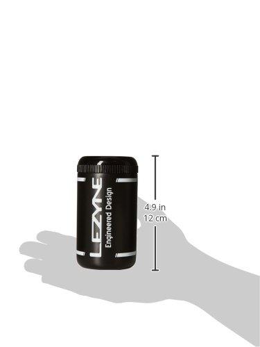 Lezyne Werkzeug Werkzeugdose Flow Caddy für, Schwarz, 1-BC-FLWCADDY-V104