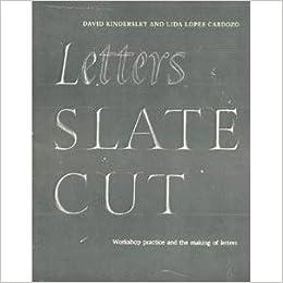 Letters slate cut pentalic book david kindersley 9780800847418 letters slate cut pentalic book david kindersley 9780800847418 amazon books spiritdancerdesigns Images