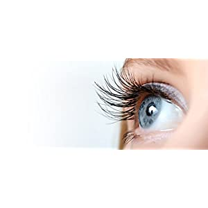 Isabella's Clearly LASH. Best Eyelash Growth Serum. Longer, Fuller, Lush Lashes and Eyebrows. Natural Fast Growth, adds Moisture and Volume. Can use as Primer. Castor, Coconut, Vitamin E (0.3 oz)