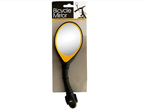K&A Company Mirror Adjustable Bicycle View Bike Case of 48