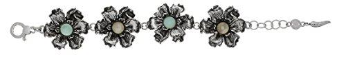 Bracciale argento Iris Giovanni RASPINI