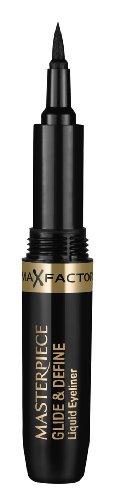 Max Factor Glide & Define Liquid Eye Liner - Black