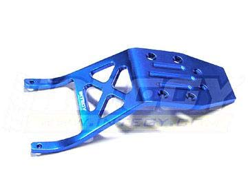 Integy RC Model Hop-ups T7975BLUE Alloy Rear Skid Plate for Traxxas 1/10 Stampede 2WD XL5 & VXL