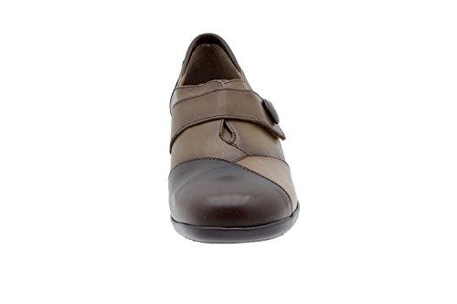 Conforto Removível Modelo De Couro 3984 Lady Sapatos Piesanto Palmilha Pés Especiais Confortáveis Sapato Delicados Largas fxYf1q