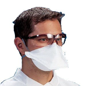 Particulate Filter Respirator And Surgical Mask,50 Part No. 62126 Qty Per Box by Halyard Health