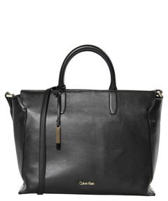 Calvin Klein Kayla Shopper Sac à main Fourre-tout cuir 41 cm