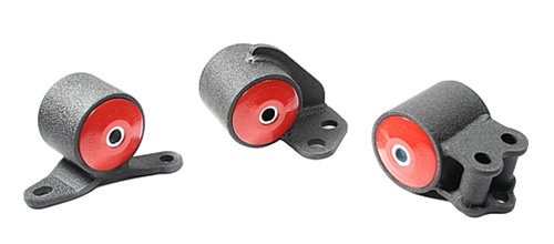 Innovative Mounts IMT10150-85A Steel Replacement Mount Kit for Honda Integra B//D Series Engine