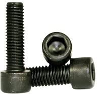Metric Class 12.9 Socket Head Cap Screw Thermal Black Oxide M4-0.7 x 55mm Hex Screw Drive: Hex Socket Quantity: 100 Head: Cylindrical Allen Screw