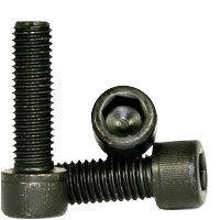 16mm Material (M6-1.00x16 MM,(FT) Socket Cap Screws Cap Screw, Material: Alloy Steel, Finish: Black Oxide, Head Style: Socket Cap, (QUANTITY: 100) Size: M6-1.00, Length: 16mm, Coarse Thread (UNC) Fully Threaded,ROHS)