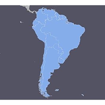 GPS & Sat Nav Devices GPS & Maps Mexico Central ... Garmin Central America Maps on map of central america, world map central america, large map central america, large map of latin america,