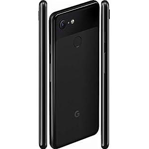 Google Pixel 3 64GB Unlocked GSM & CDMA 4G LTE – Just Black (Renewed)