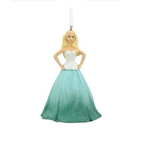 Holiday Barbie Christmas Ornament by Hallmark