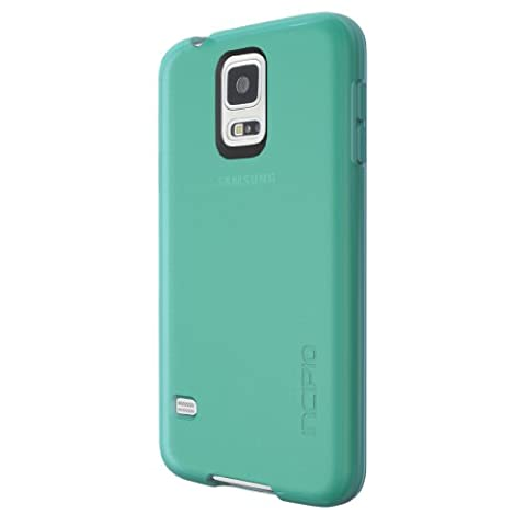 Incipio NGP Case for Samsung Galaxy S5 - Retail Packaging - Turquoise (Incipio Phone Case For Galaxy S5)