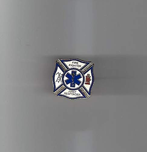 Pin for Hats - FIRE Fighter - First Responder HAT PIN - Decoration for Clothes Pins for clothes