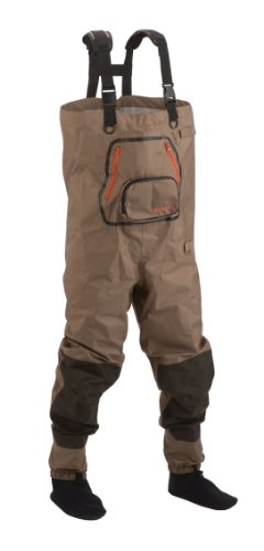 Hodgman Pipestone Breathable Stockingfoot Chest Wader With Work Table, Large, Outdoor Stuffs