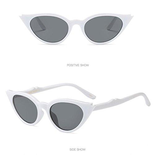 CláSico Sol De Polarizado Unisex Hombre Gato Gafas Mujer De Cuadrado Keepwin A Ojo w1nxREzqSB