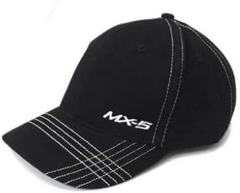 Mazda Original MX-5 Casquette de course Noir//rouge//blanc