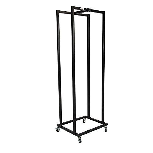 Body Sport Bosu Storage Rack -Black by Body Sport