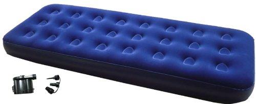 Zaltana Single Size Air mattress with DC Air Pump by Zaltana