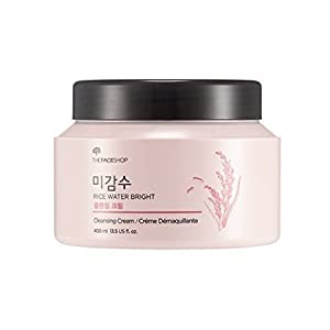 Rice Water Bright Cleansing Cream Big Size 400ml by Rinovill