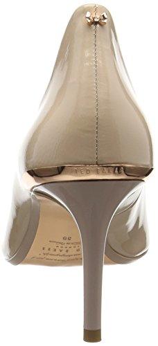 Ted Baker Vyixin, Zapatos de Tacón Beige (Nude)