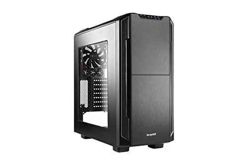 be quiet! BGW06 SILENT BASE 600 WINDOW ATX Mid Tower Computer Case - Black by be quiet!