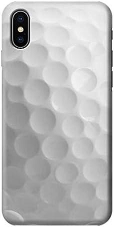 R2960 Blanc Balle de golf Coque pour iPhone X: Amazon.ca ...
