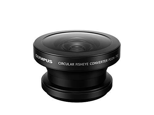 Olympus Fisheye Camcorder - Olympus Circular Fisheye Converter Fcon-T02 & Cla-T01 Adapter Tough Pack Kit