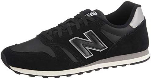 New Balance 373 - Zapatillas de ante negro