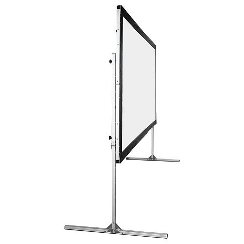 Alltec Screens ATS-FD135V Folding Frame Video Format Projector Screen w/ Travel Case 135'' Diag.